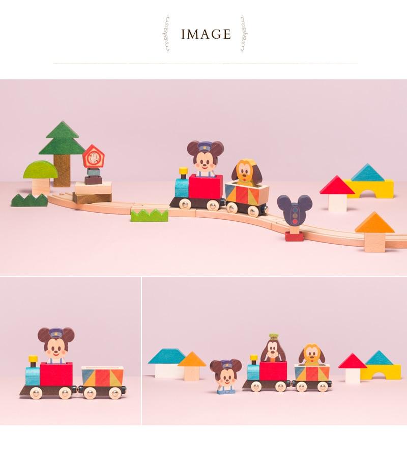 Disney|KIDEA  TRAIN&RAIL/ミッキーマウス TYKD00503