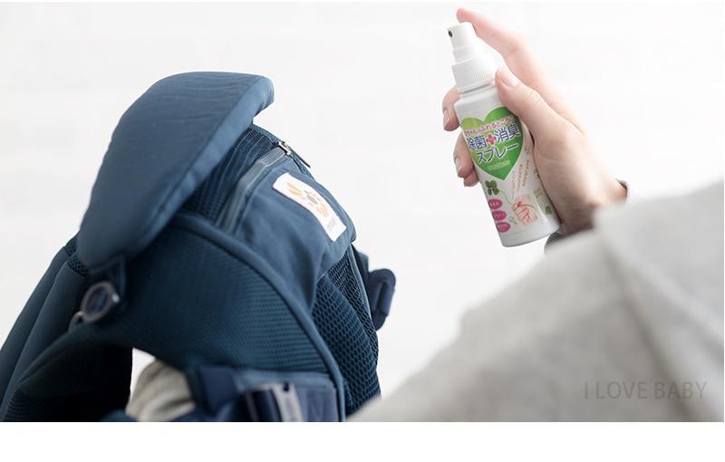 除菌消臭スプレー ウイレスセブン100ml 88-1066
