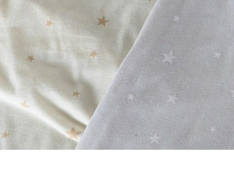 puppapupo プッパプーポ ベビー布団セット ミニサイズ 5点セット 【tiny star】 天竺ニット
