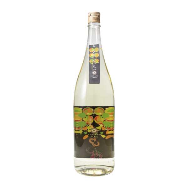 紀州 中野梅酒 2021 梅酒ヌーボー NOUVEAU 20度 和歌山県 中野BC
