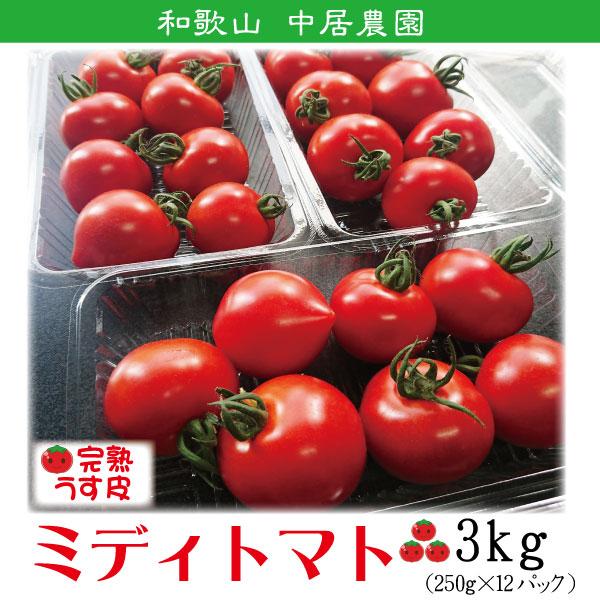 中居農園 フルーツトマト ミニトマト