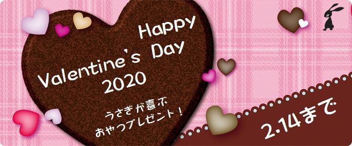 ハッピーバレンタイン2020