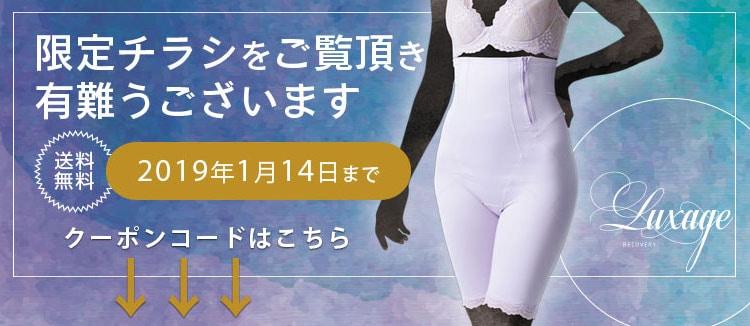 日本製の補正下着ブルームリュクススタイルの骨盤補正産後ガードル
