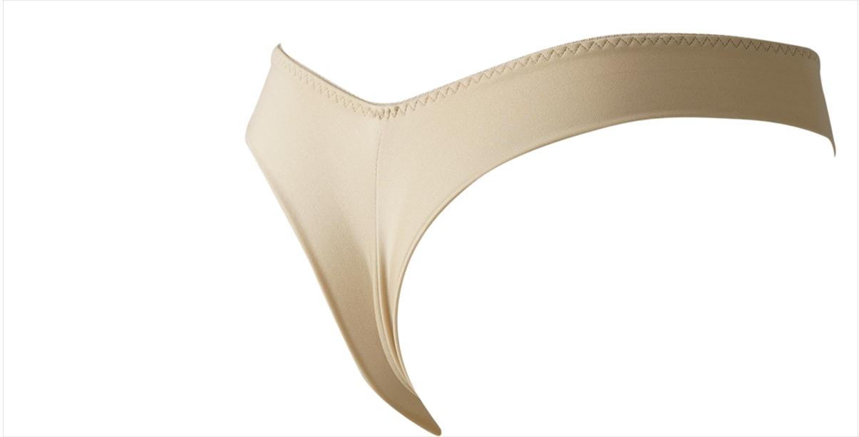 初めてタンガを履く方にもおすすめの柔らかく食い込みにくい設計