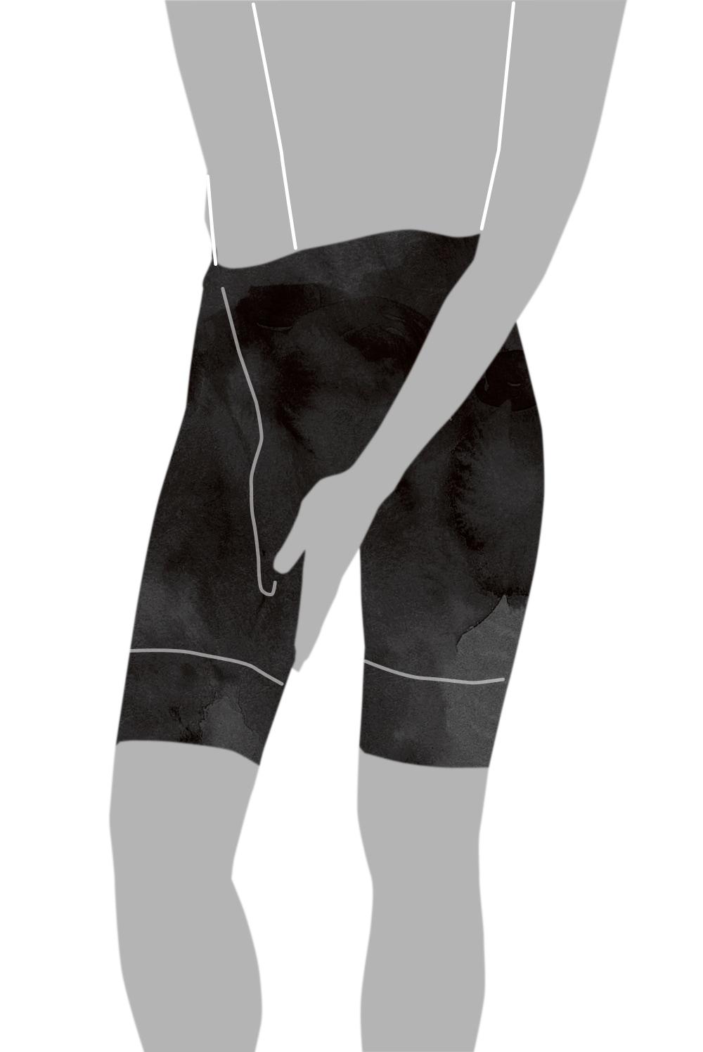 ガードルの着用方法-4