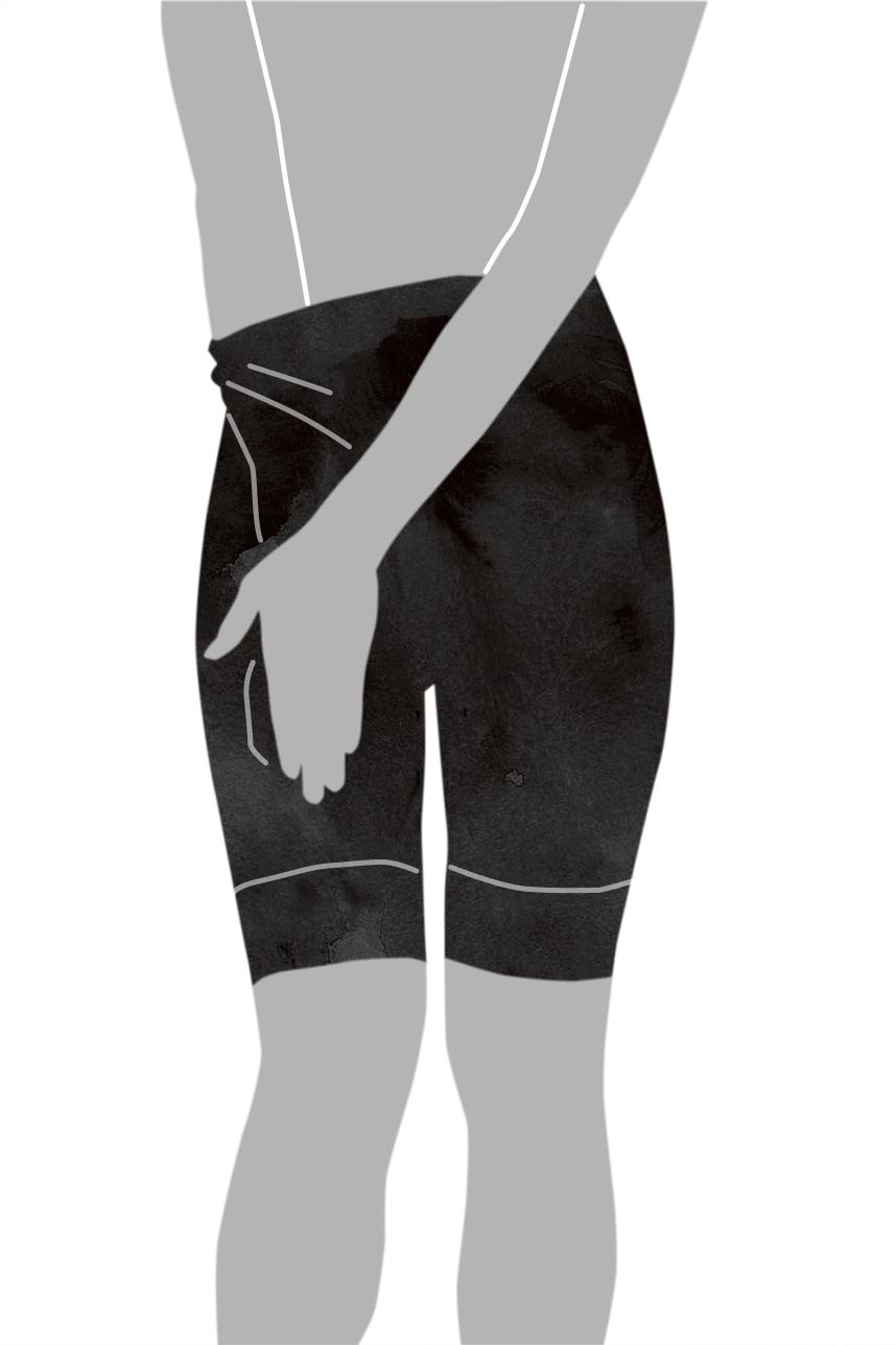 ガードルの着用方法-5