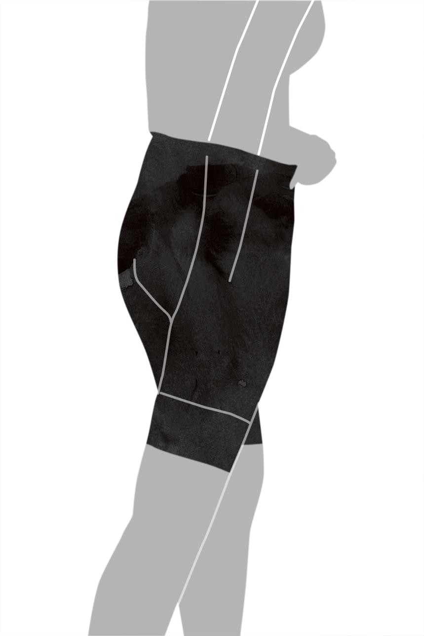 ガードルの着用方法-8