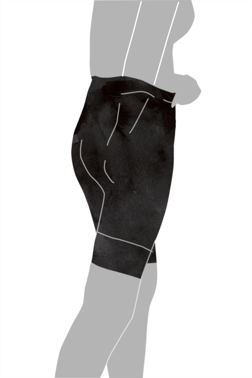 ガードルの着用方法-9