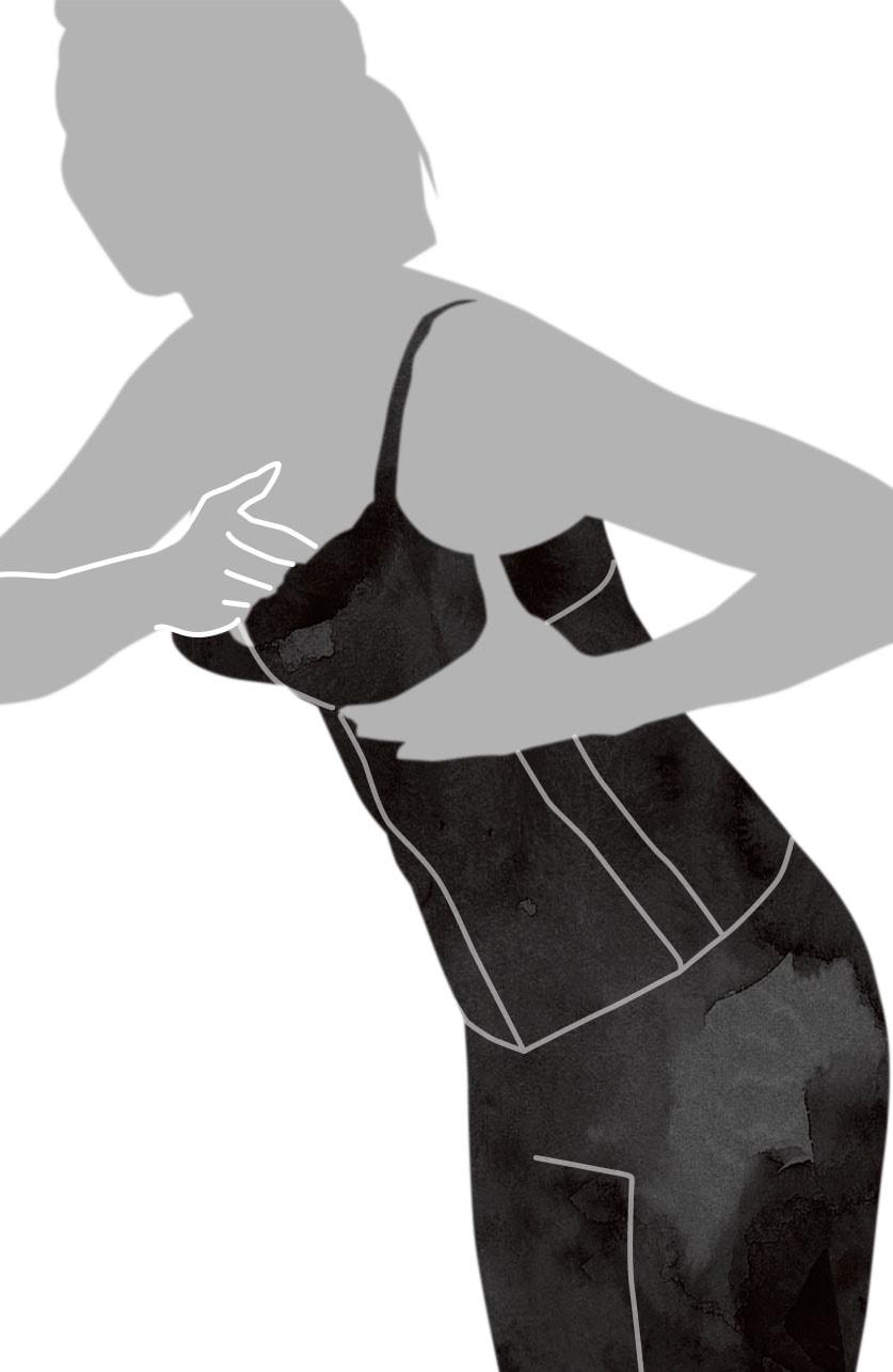 ウエストニッパーの着用方法-4