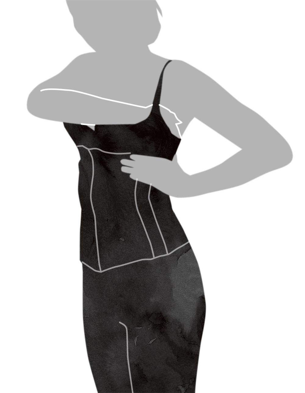ウエストニッパーの着用方法応用編-4