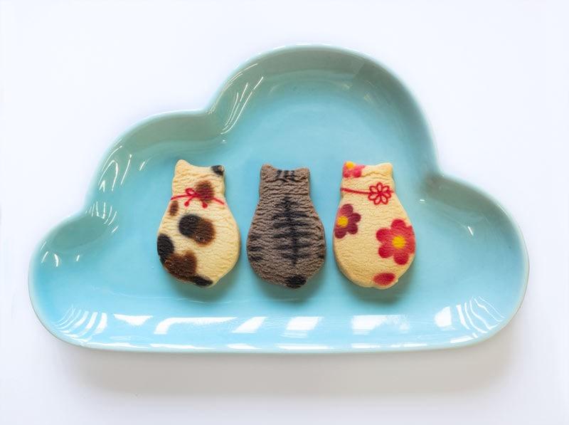 【京都まいこと】ねこさんクッキー