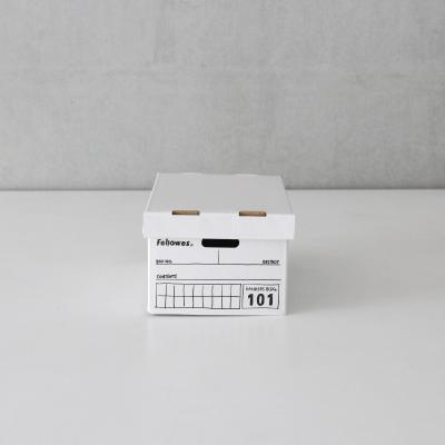 bankers box 101(バンカーズボックス)/Fellowes(フェローズ)