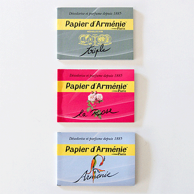 アロマペーパー/Papierd'Armenie(パピエダルメニィ)