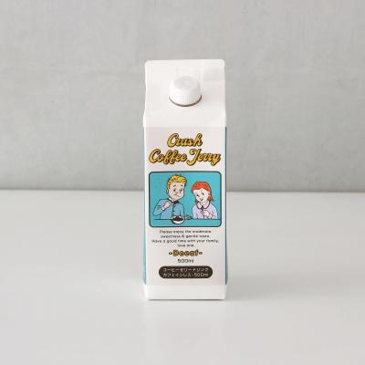 crush coffee jerry(クラッシュコーヒーゼリー、コーヒーゼリードリンク)/IFNi ROASTING & CO.(イフニ ロースティング アンド コー)