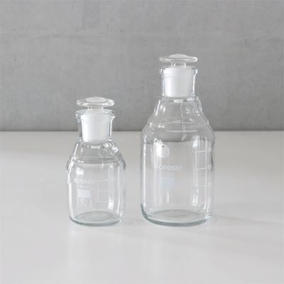 保存瓶硝子栓/BOROSIL(ボロシル)