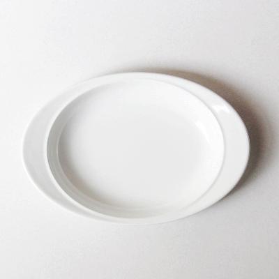 カレー皿/野田琺瑯