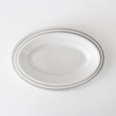 Tivoli(チボリ) オーバルプレート/Saturnia(サタルニア)