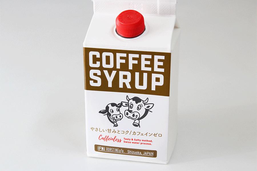 coffee syrup(コーヒーシロップ)/IFNi ROASTING & CO.(イフニ ロースティング アンド コー)