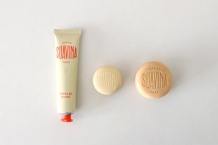 ハンドクリーム リップバーム 石鹸/SUAVINA(スアビナ)