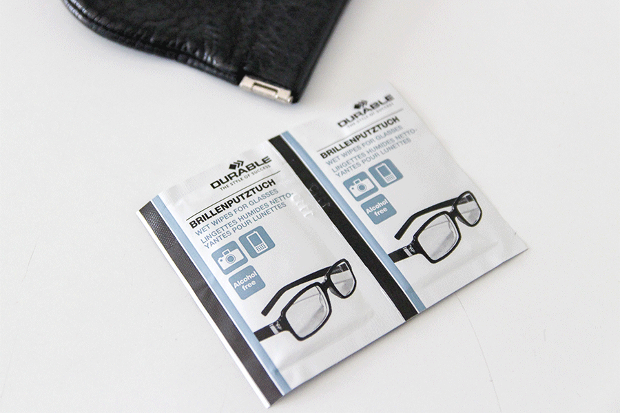WET WIPES FOR GLASSES(ウェット ワイプス フォー グラシーズ)/DURABLE(デュラブル)