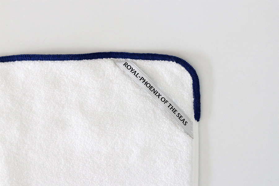 SPA TOWEL(スパタオル) WASH TOWEL(ウォッシュタオル)/ROYAL-PHOENIX of the seas(ロイヤル-フェニックス オブ ザ シーズ)
