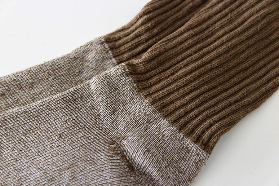 socks(ソックス 靴下)/IFNi ROASTING&CO.(イフニ ロースティング&コー) × EVCON(エビコン)