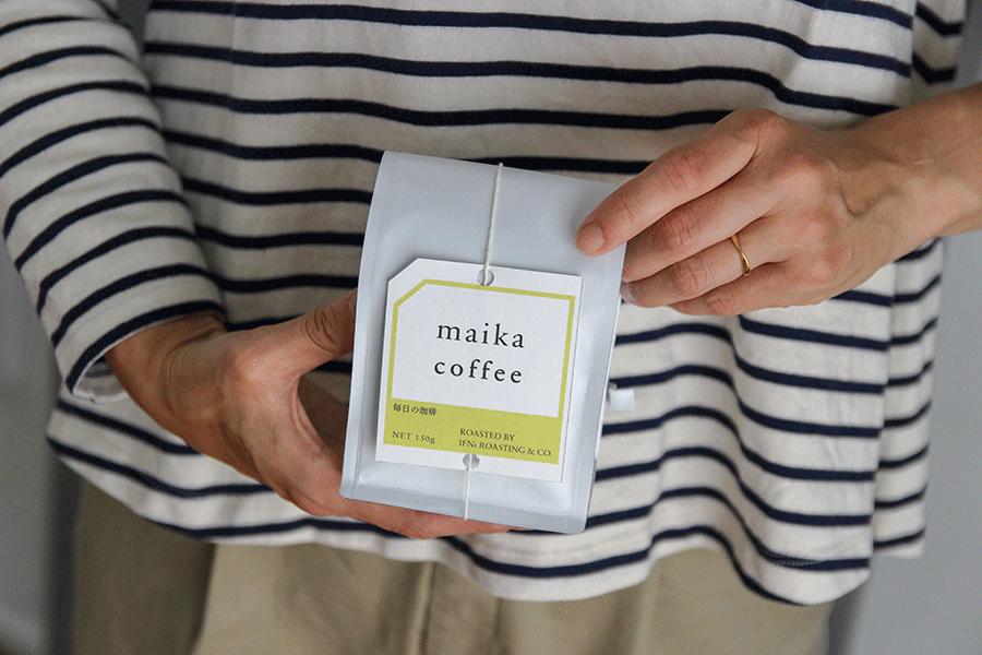マイカコーヒー/maika × IFNi ROASTING & CO.