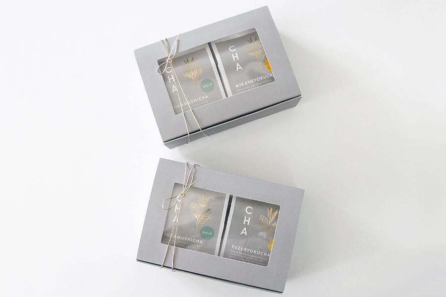 ティーバッグ ギフトセット 日本茶/うちの茶舗