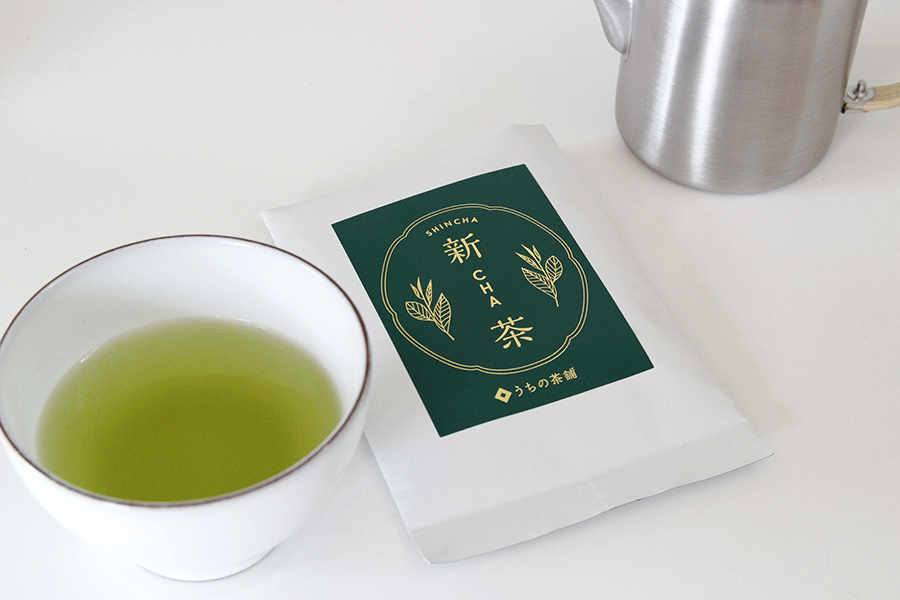 2021年新茶 日本茶/うちの茶舗