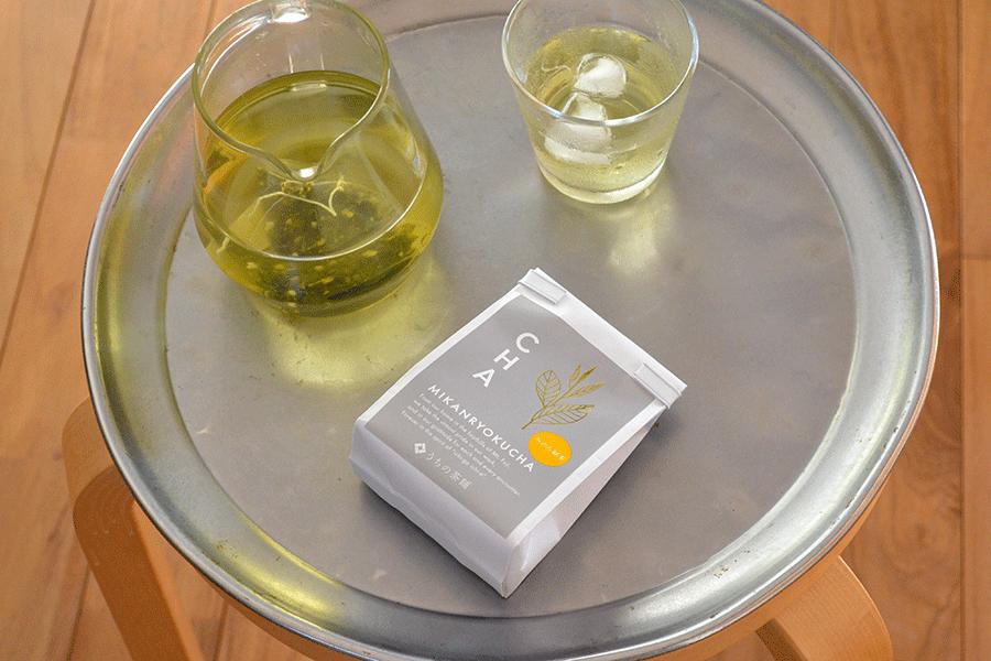 ティーバッグ 日本茶/うちの茶舗