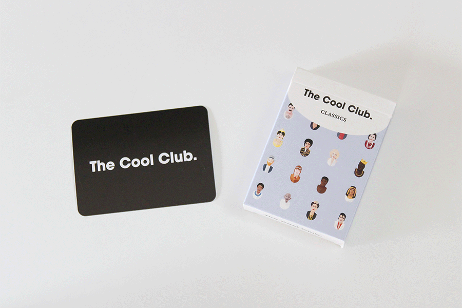 トランプカード/The Cool Club(ザ クールクラブ)