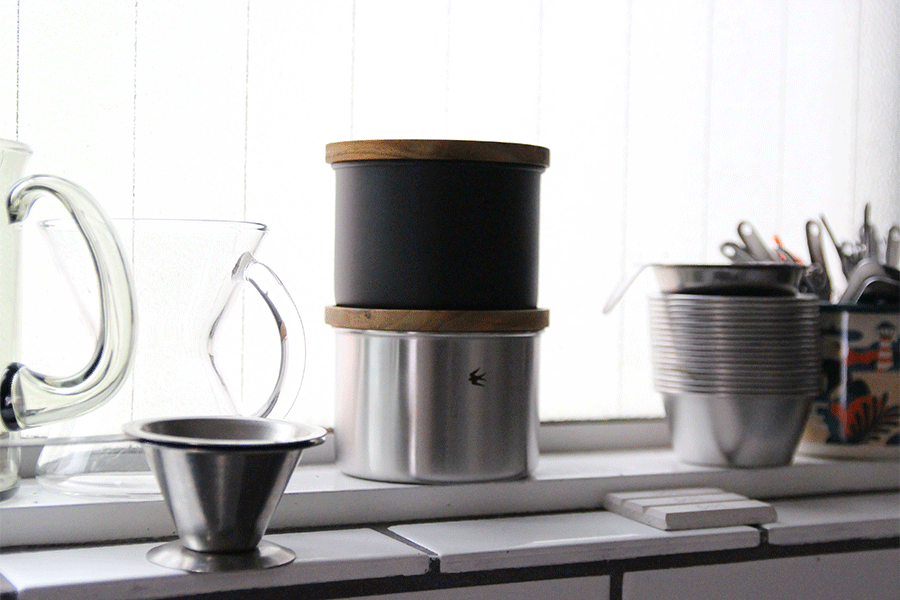TSUBAME Canister Stack(ツバメ キャニスター スタック)/GLOCAL STANDARD PRODUCTS(グローカルスタンダードプロダクツ)