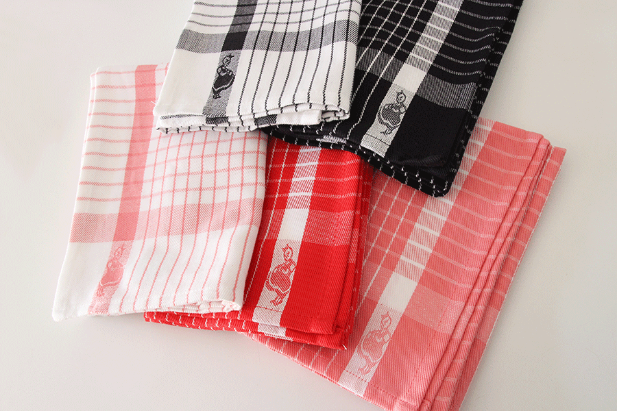 kitchen towel(キッチンタオル)/irma(イヤマ) イヤマちゃん デンマーク