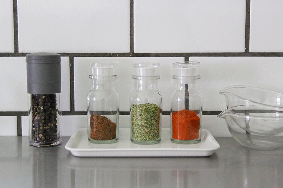 spice bottle(スパイスボトル)