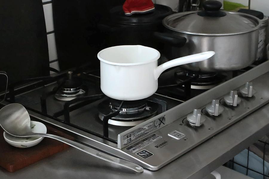 ミルクパン12cm/日々道具