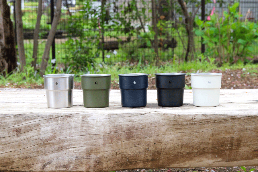 TSUBAME Stacking cup(ツバメ スタッキングカップ)/ GLOCAL STANDARD PRODUCTS(グローカルスタンダードプロダクツ)
