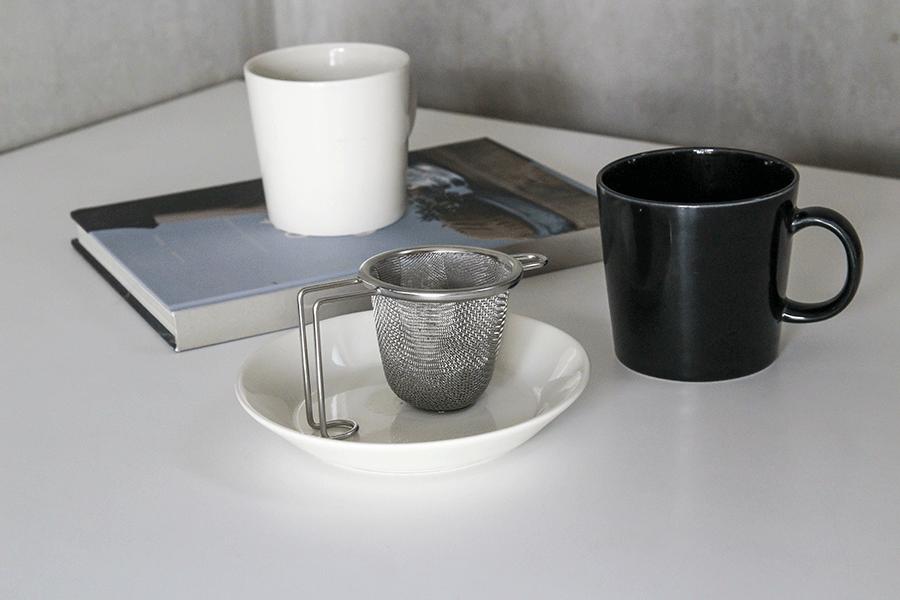 深型茶こし/工房アイザワ