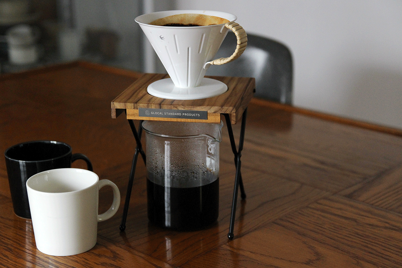 Drip Stand(ドリップスタンド)/ GLOCAL STANDARD PRODUCTS(グローカルスタンダードプロダクツ)