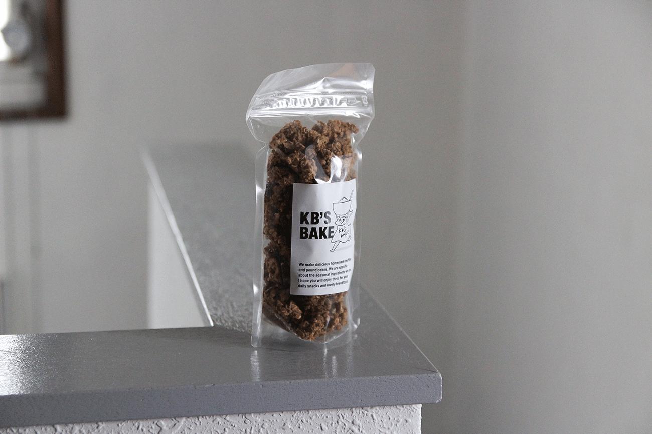 granola(グラノーラ)/kb's bake(ケービーズベイク)