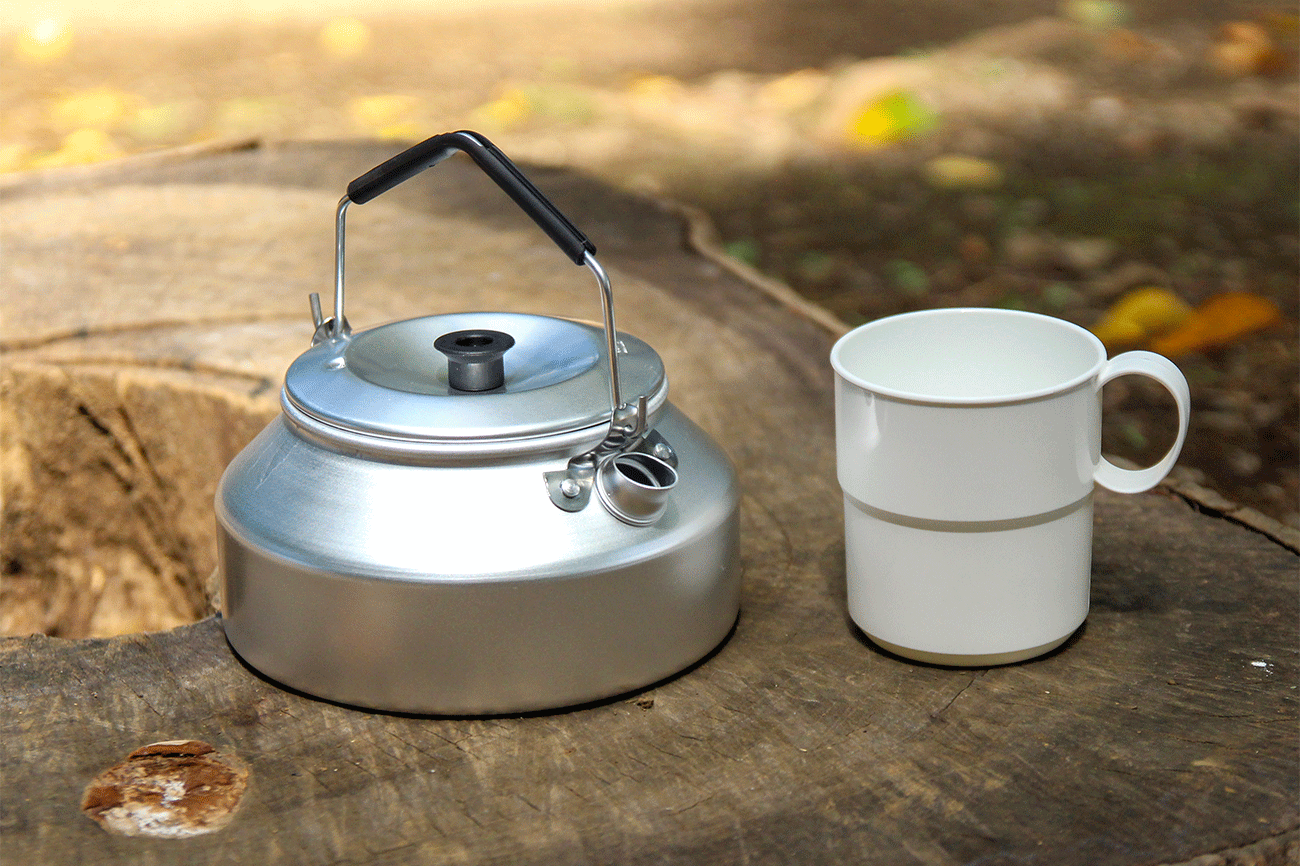 kettle(ケトル) Messtin(メスティン)/trangia(トランギア)