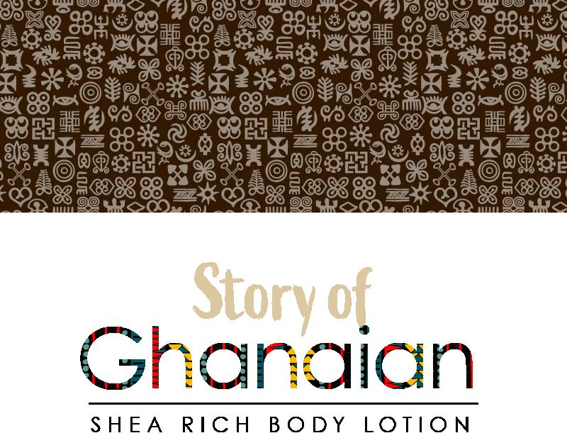 Story of ガネイアン シアリッチボディーローション