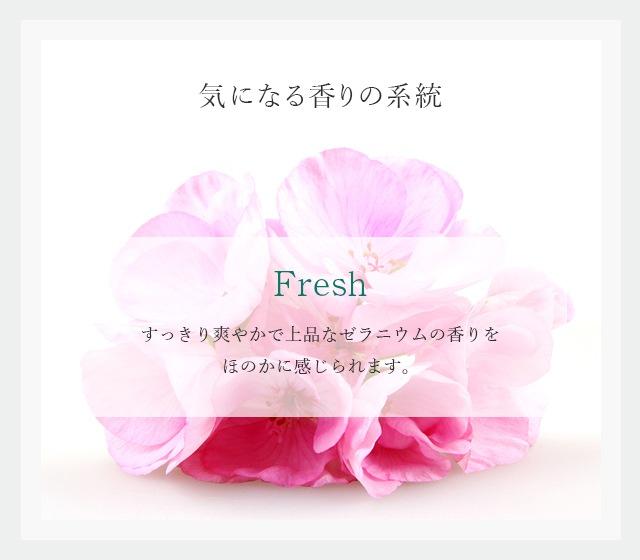 ゼラニウムの香りの化粧水