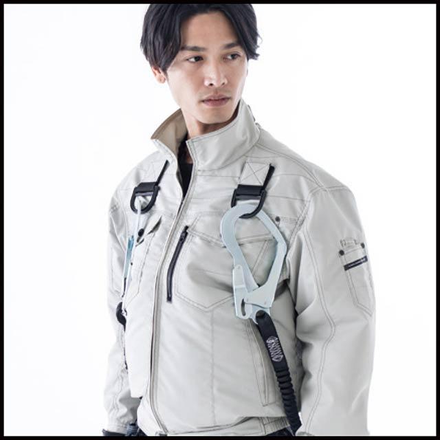 空調風神服 BK6237F