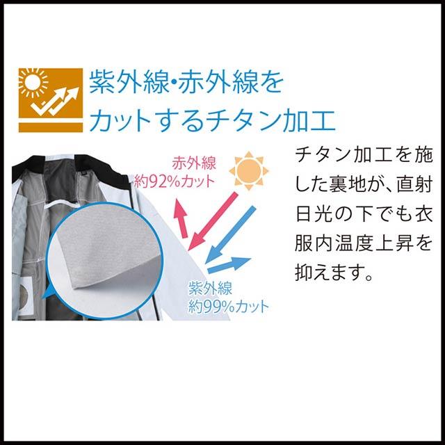 空調風神服 機能2