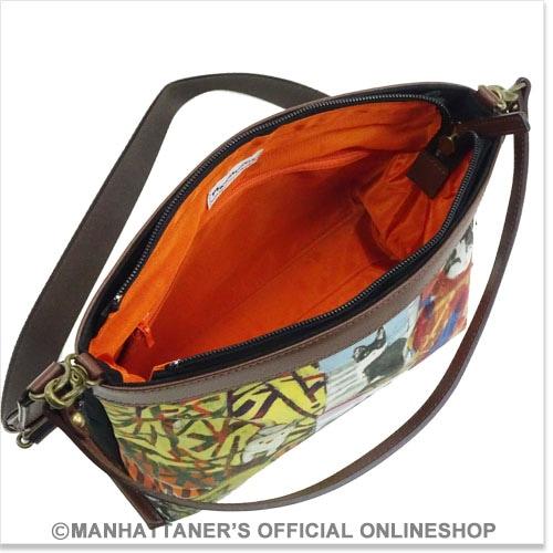 187530a3df24 トラッド 2WAYバッグ 「最新猫型紋様のⅡ」 | バッグ ...