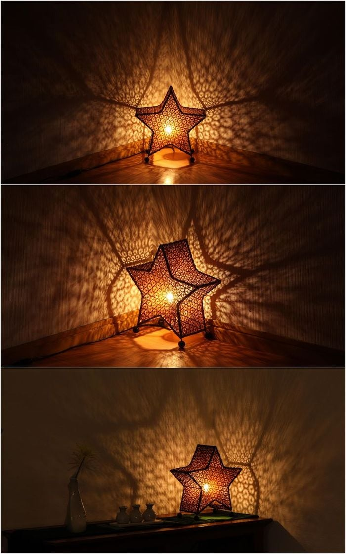 アジアンランプ,テーブルランプ,バリ雑貨照明,エスニック ライト