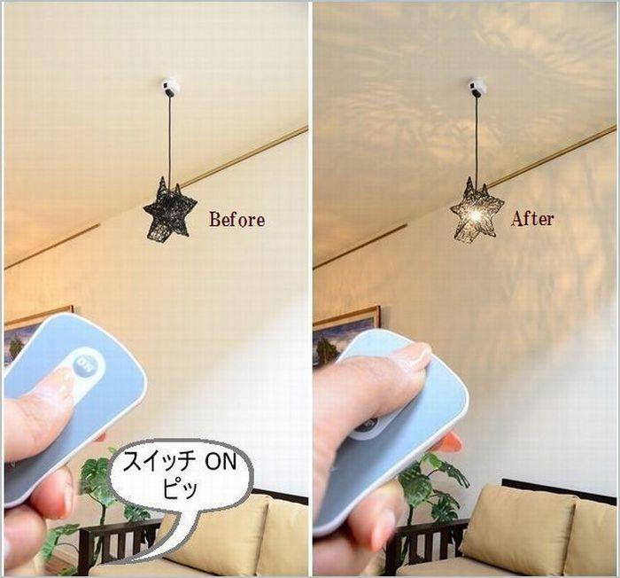 照明器具用 リモコンスイッチ