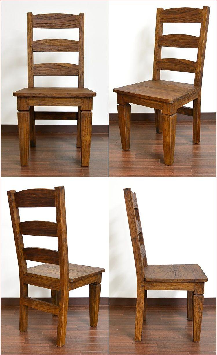 アジアン家具 椅子 スツール ダイニングチェア