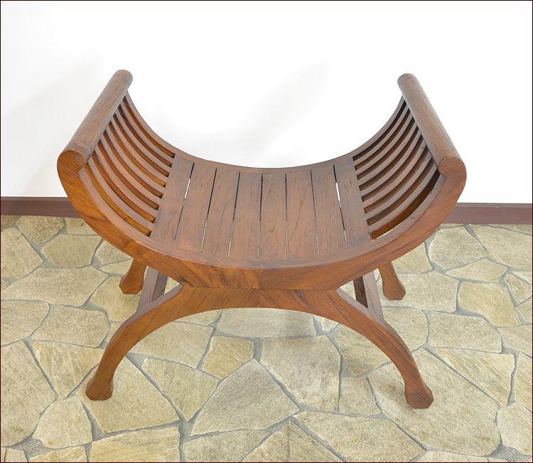 アジアン家具,バリ家具,チーク,カルティニ,椅子,スツール