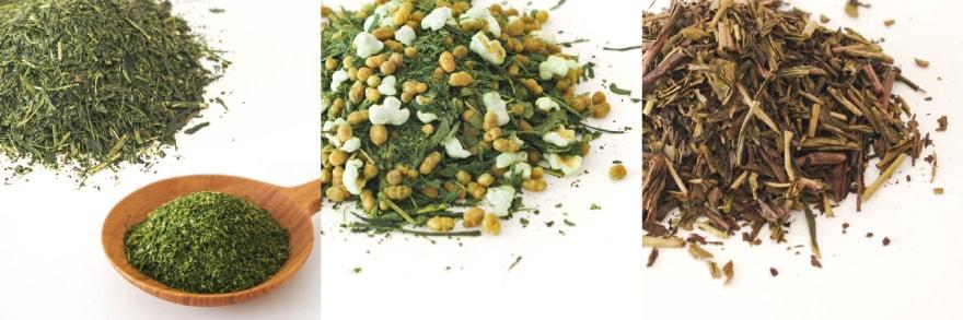 粉末緑茶 原料